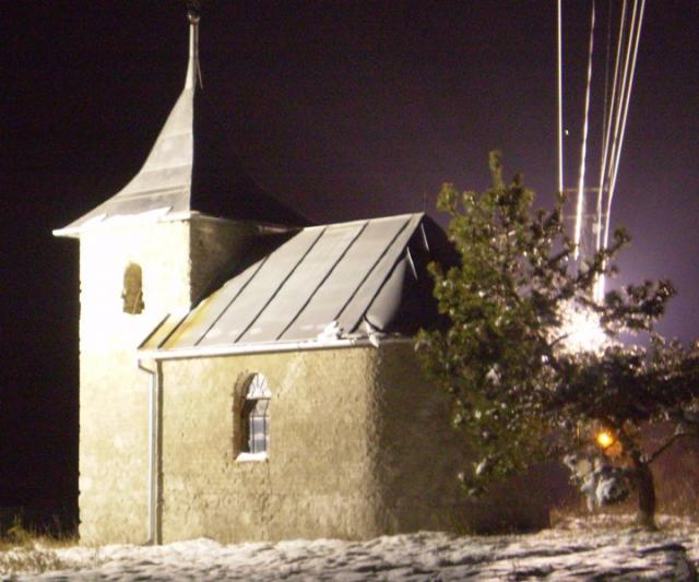 01 Belínska kaplnka