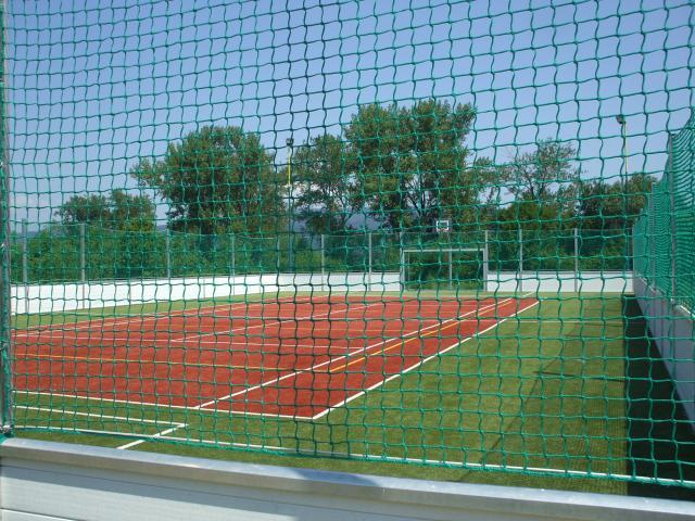 34 Multifunkčné športové ihrisko