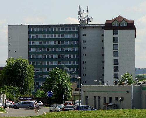 19 Nemocnica v Poprade