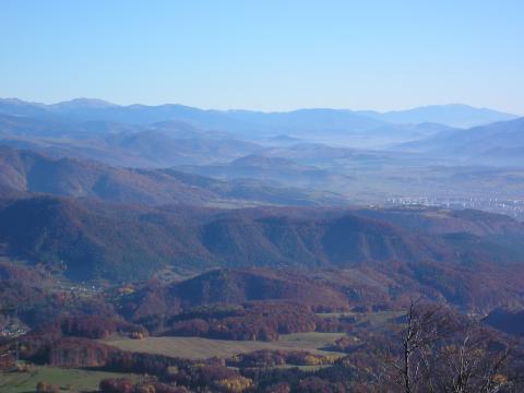 08 Krásne výhľady v neskorú jeseň