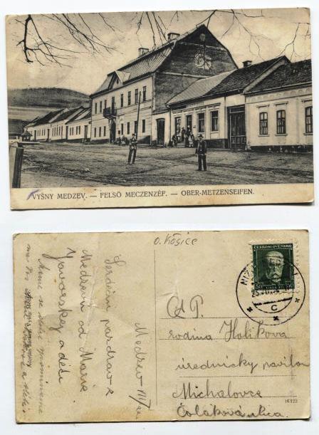 20 Pohľadnica