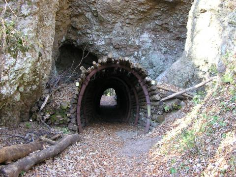 31. Tunel nad Kordíkmi