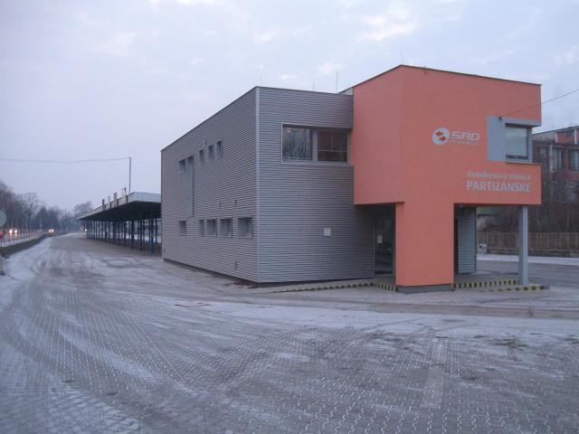 01 Autobusová stanica