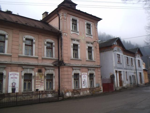 008 Budova Kresťanského potravného spolku na námestí v roku 1918