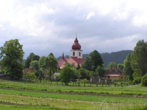 Gotický kostol
