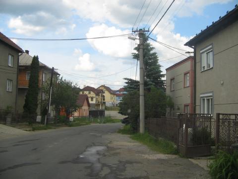 09 V obci, Kynceľovská cesta