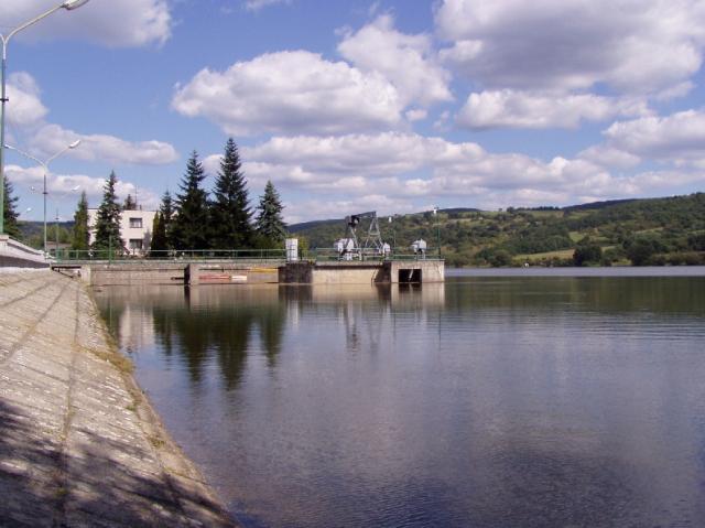 Vodná nádrž Lipovina 04