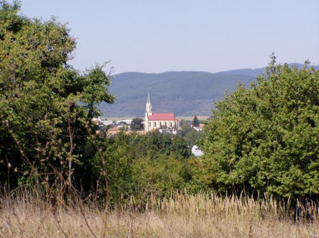 Pohľad na kostol 01