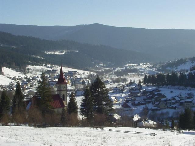 03 Zimný pohľad na obec