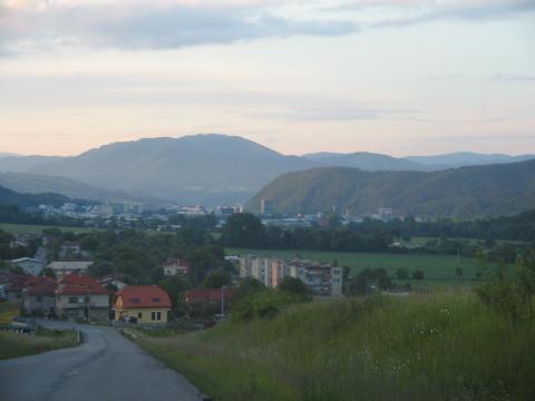 06 Pohľad na Banskú Bystricu
