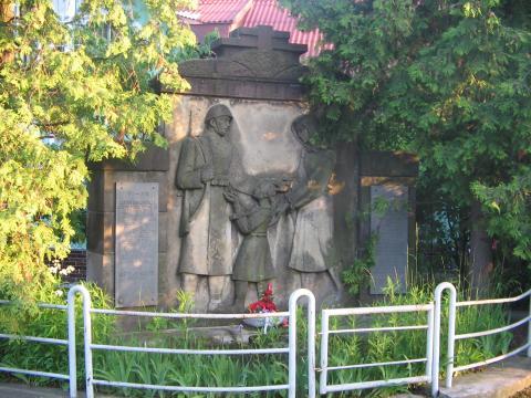 04 Pamätník padlým v I. svetovej vojne