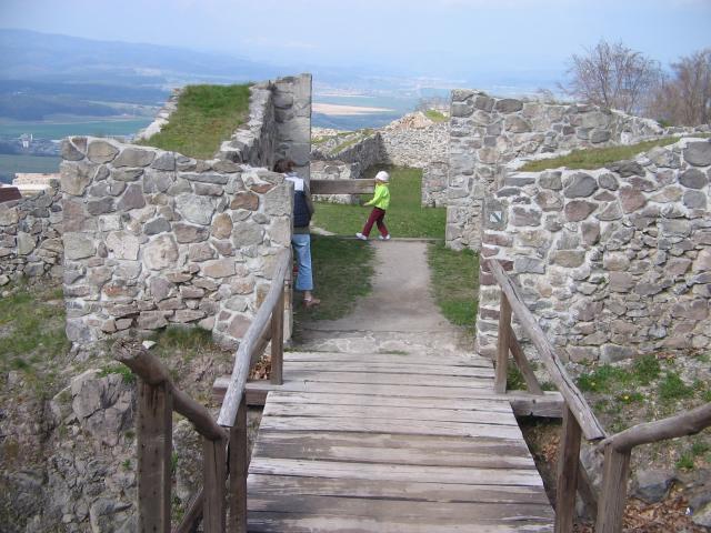 21 Pustý hrad