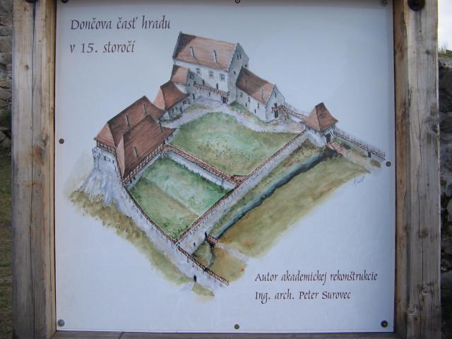 23 Pustý hrad