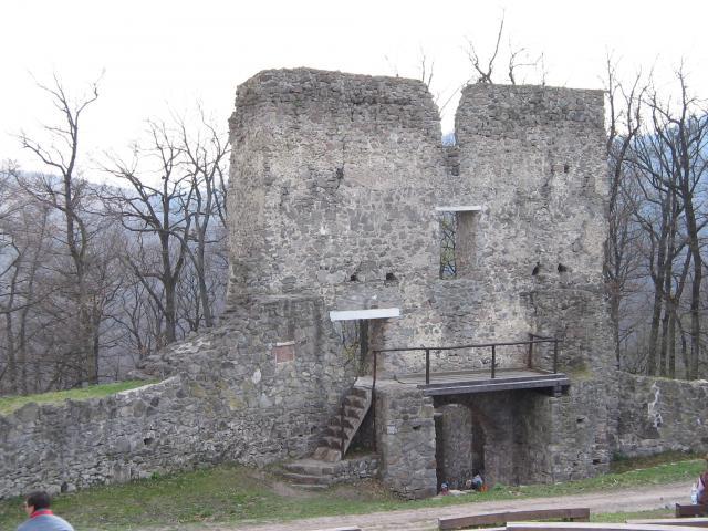 20 Pustý hrad