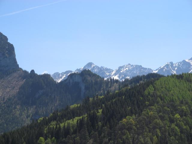 23 Vysoké Tatry od severu
