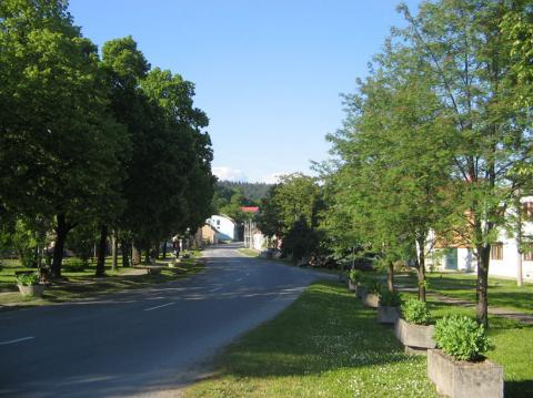 07 V obci - Lichardova ulica