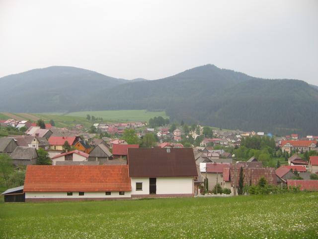 02 Pohľad na obec