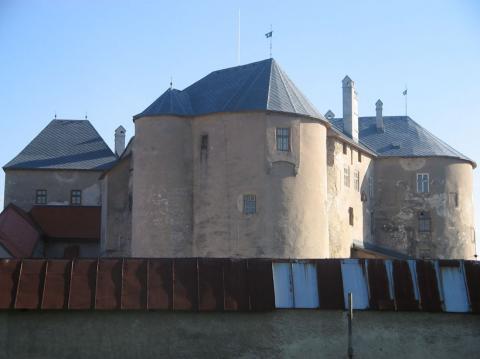 17 Ľupčiansky hrad