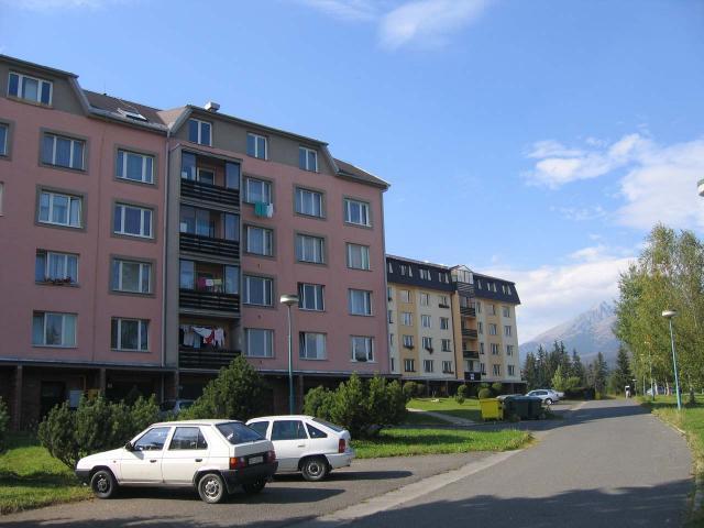 17 Sídlisko v Tatranskej Štrbe