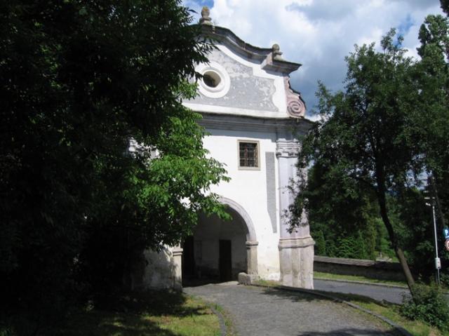 13 Piargska brána