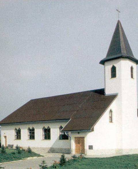 11 Katolícky kostol