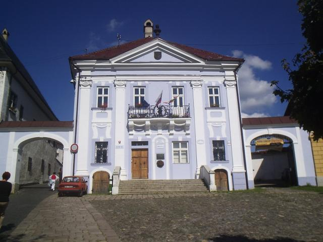 10 Mestský úrad