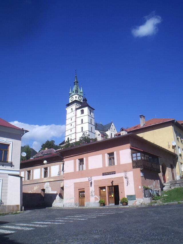 14 Kostol sv. Kataríny
