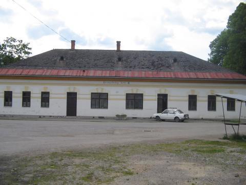 18 Evanjelický dom