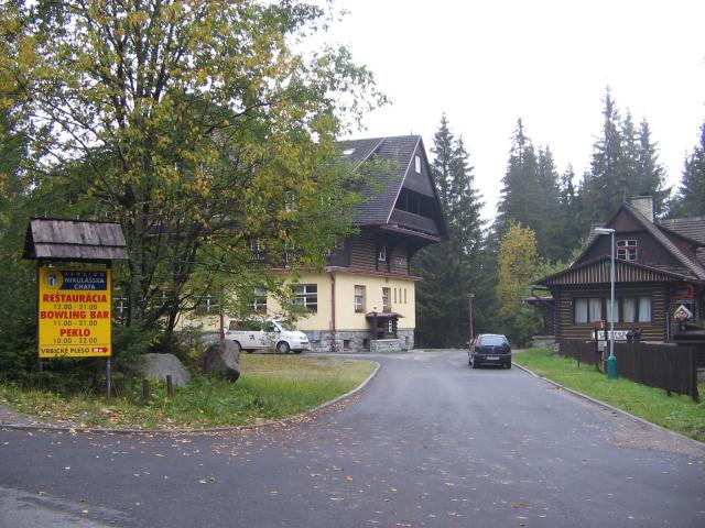 15 Mikulášska chata