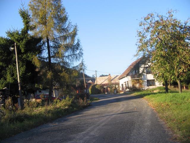03 Dolná časť obce