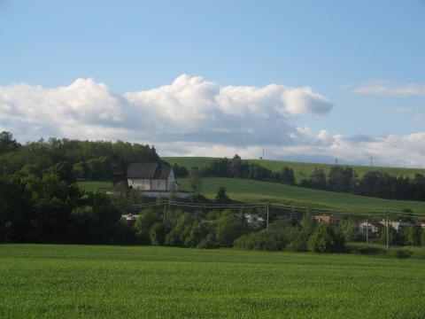 04 Pohľad na obec od Sebedína