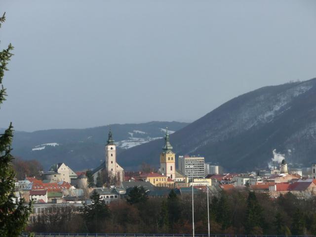 34 Pohľad na mesto od Belvederu
