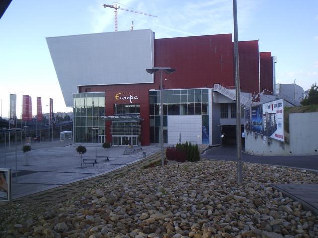 45 Europa shopping center