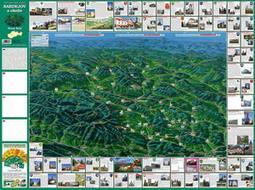 06 Maľovaná mapa Bardejov a okolie