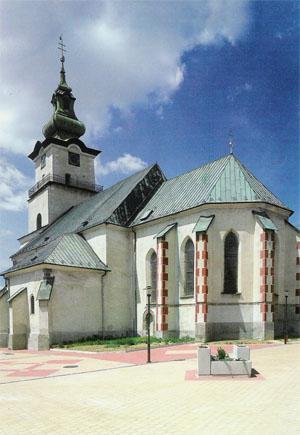 01 Farský kostol sv. Bartolomeja