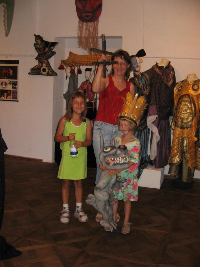 48 Múzeum bábkarskych kultúr a hračiek