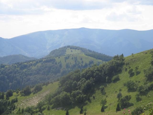 039 Motyčská hoľa a Krížna