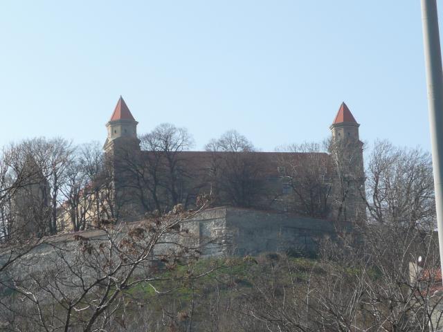 09 Bratislavský hrad