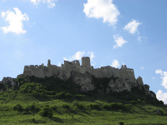 02 Spišský hrad
