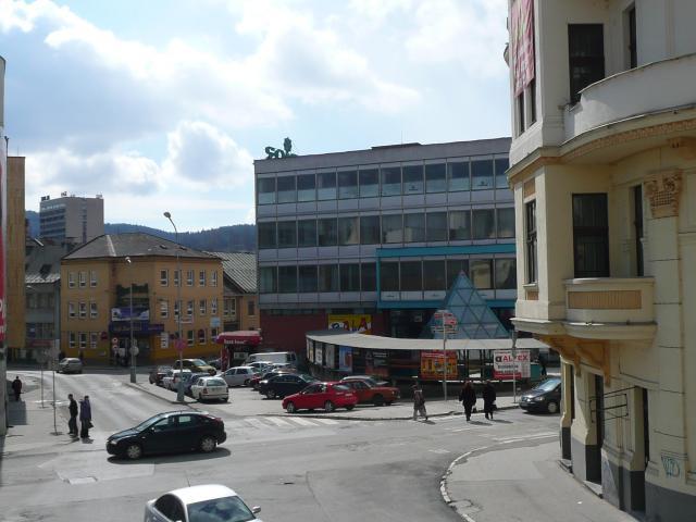 61 Križovatka ulíc Horná a Kukučínova