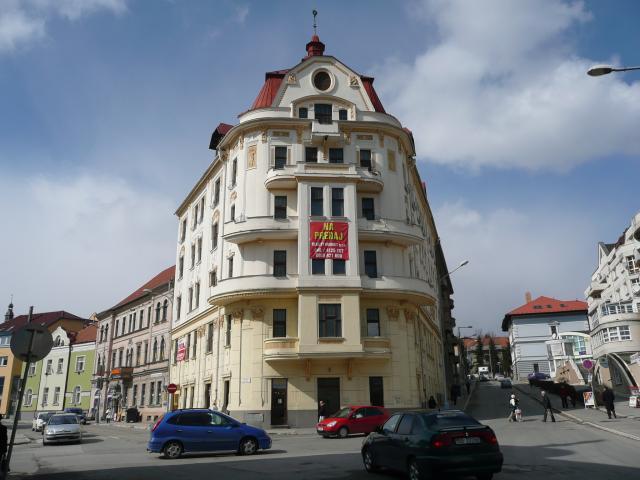 63 Horná a Kukučínova ulica