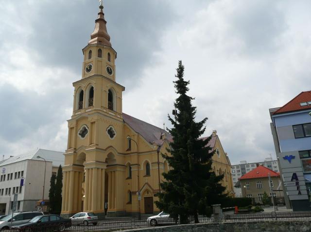 09 Evanjelický kostol sv. Trojice