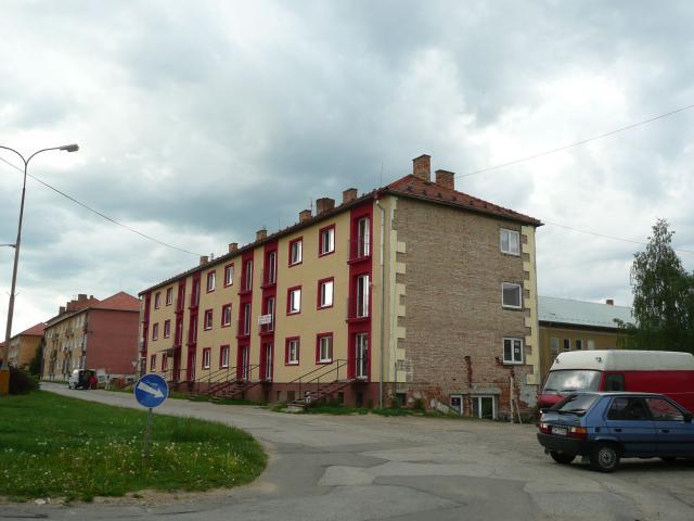 12 Zrenovované domy na ul. Š. Moysesa