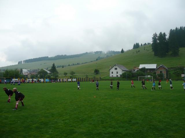 18 Futbalové ihrisko ŠK Partizán