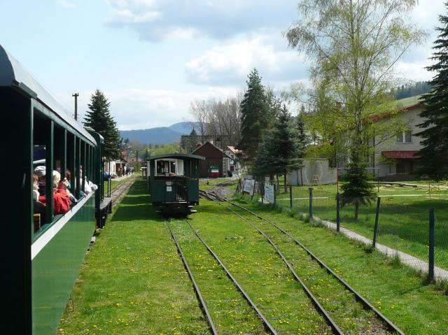 12 Stanica Čiernohorskej železničky