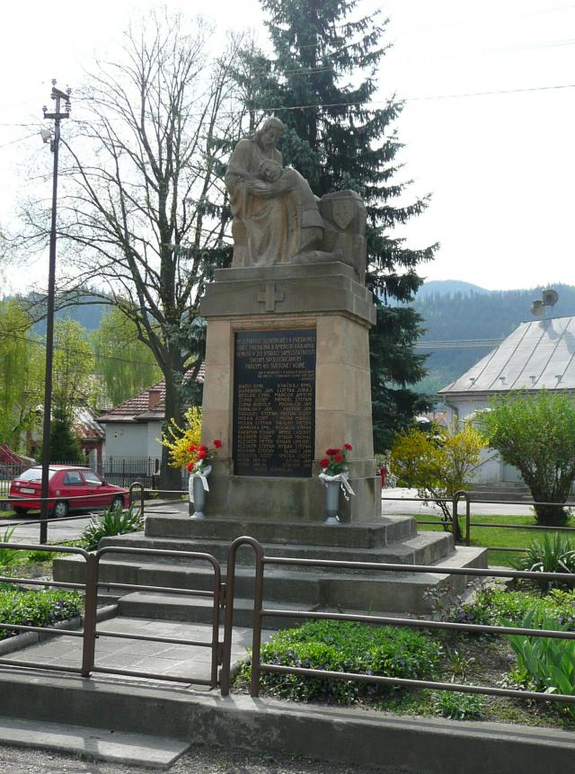 05 Pamätník obetiam sv. vojny