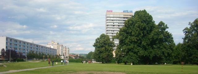 92a Park pod Pamätníkom SNP