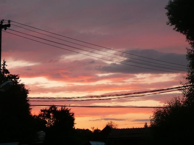24c Západ slnka