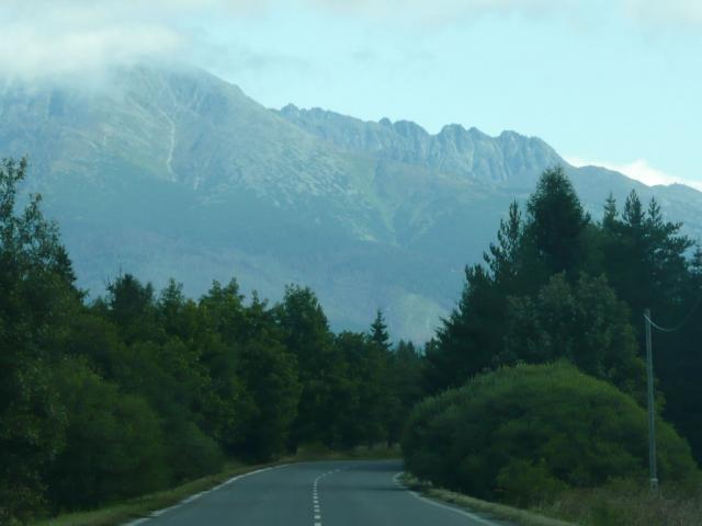 18 Na ceste do Vysokých Tatier