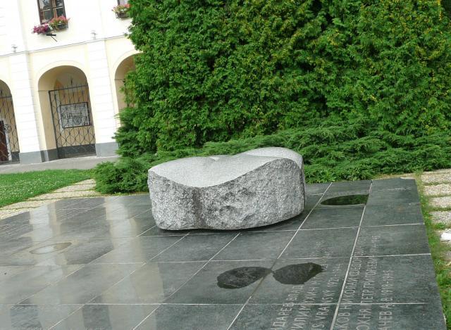 18 Pomník padlým v 2. sv. vojne